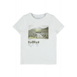 name it tshirt bright white