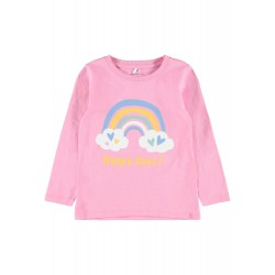 name it longsleeve rosebloom